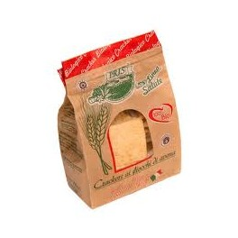 Crackers Bio ai fiocchi di Farro