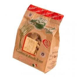 Crackers Bio ai fiocchi di Riso