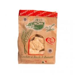 Crackers Bio ai fiocchi di Frumento